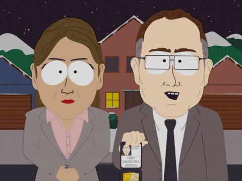 Slap Happy Video Clip South Park Studios